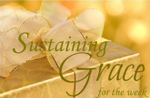 sustaining grace