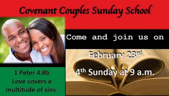 Covenant Couples