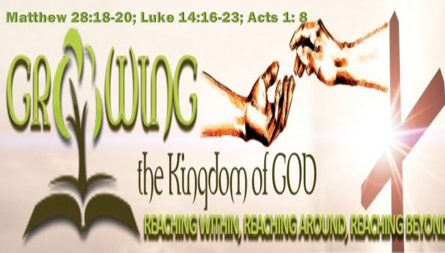 Growing the Kingdom of God